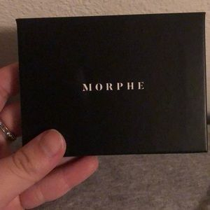 Morphe mini magnet palatte with Kylie eyeshadow